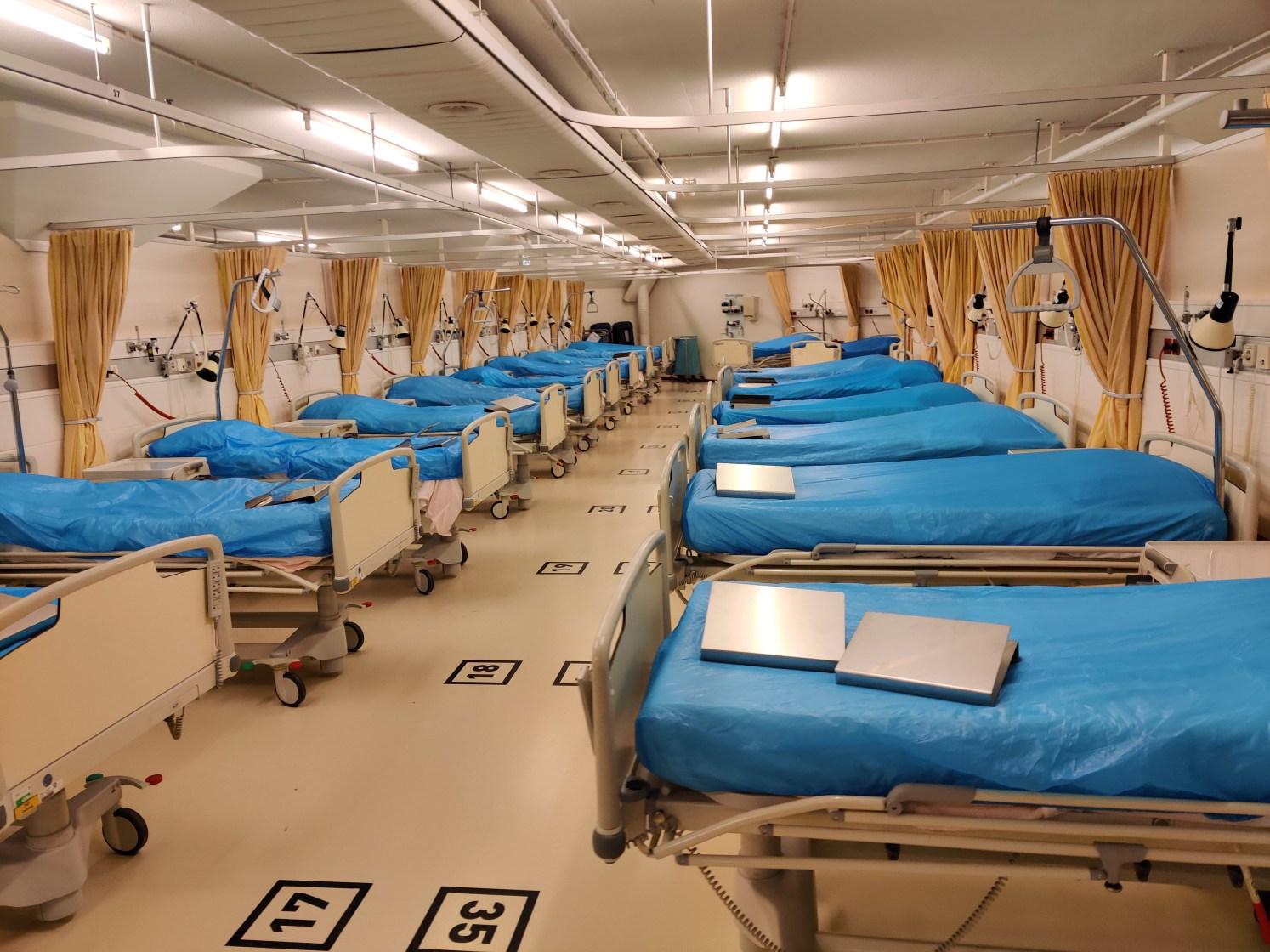 Centraal Militair Hospitaal / Calamiteitenhospitaal